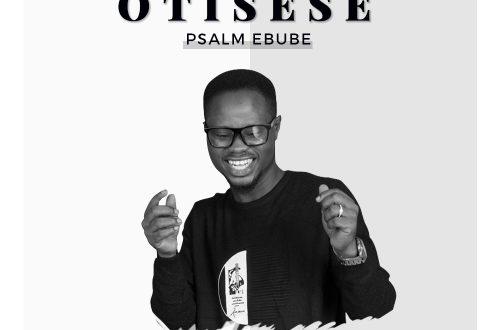 Otisese Psalm Ebube. Revealing Jesus