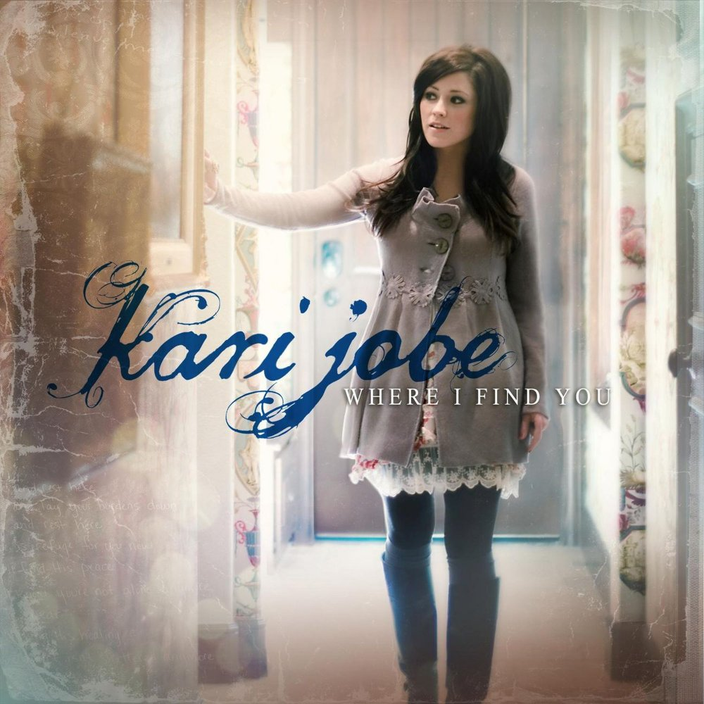 FInd you on my knees Kari Jobe